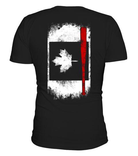 Canada Baseball - Limited Edition | Teezily | Achetez, créez et vendez des tee-shirts qui vous ressemblent