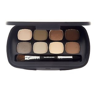 Keep it classic with @bareMinerals  Ready Eyeshadow 8.0 The Power Neutrals