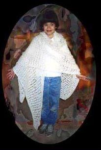 Lace Shawl Knitting Pattern