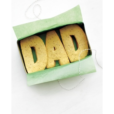 Dad Sugar Cookies #fathersday