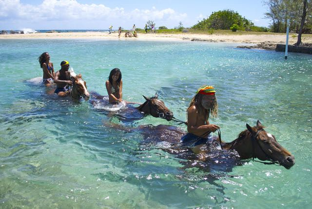 Top 10 Things to Do on Your Jamaican Family Vacation: Braco Stables, Adventure Tours: Hiking, Biking, Horseriding