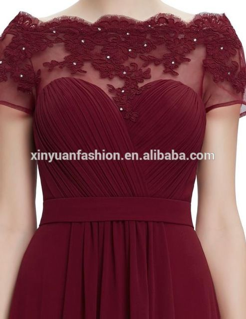 d887e99c8be4 Source Lace Long Maxi Evening Formal Party Dresses Gown on m.alibaba ...