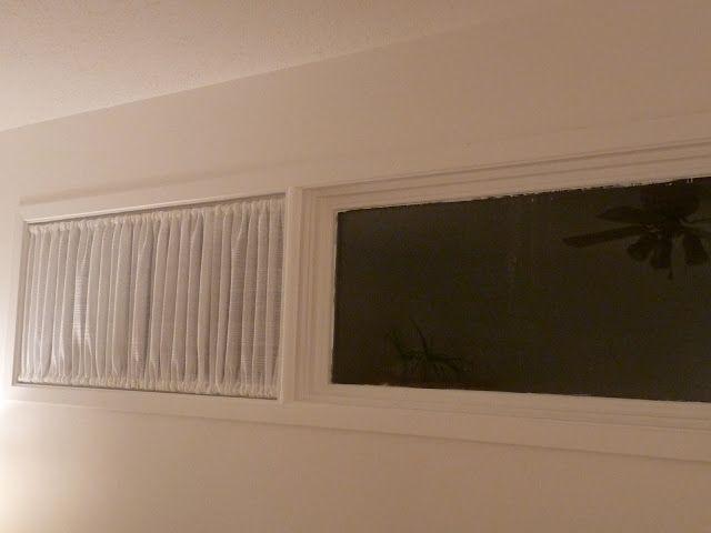 1000 ideas about basement window curtains on pinterest