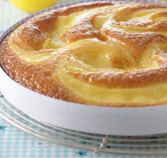 Prăjitură cu cremă de lămâie | Articole | Click pentru femei!