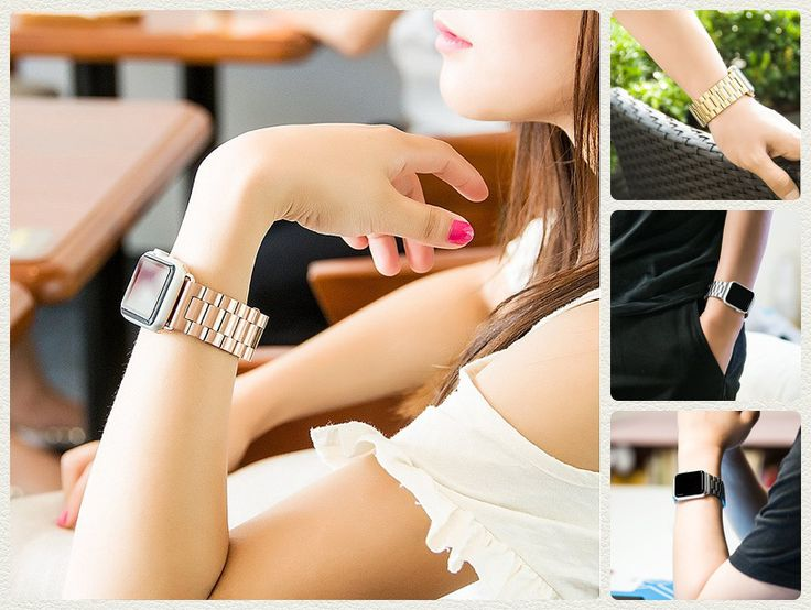 Third Party Bands: Best Stainless Steel Metal Apple Watch Bands & Straps