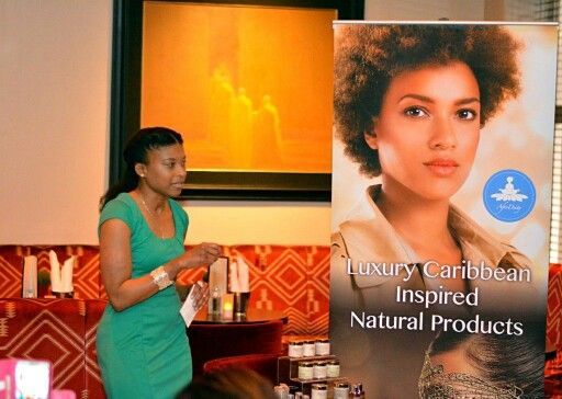 Alicia spoke passionately about the genisis of the @afrodeity_ltd brand and her entrepreneurial journey