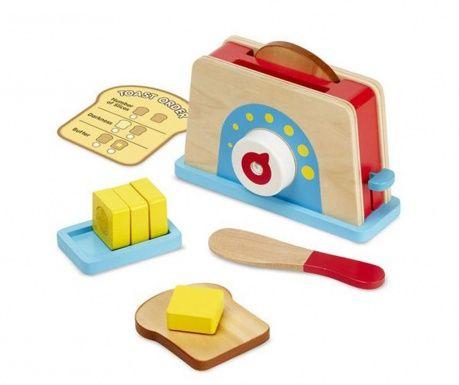 Играчка тостер с аксесоари Morning