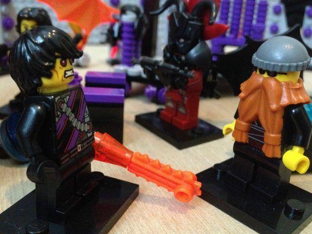 Magic Soap Opera Board: Army of JAM: Preparing for War! by Bluefog