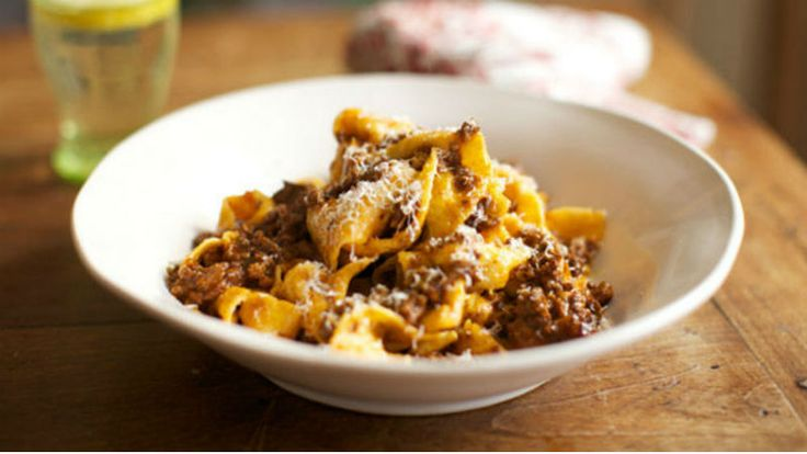 This Classic Ragu Bolognese is our most successful recipe to date and was given to Michela while filming 'Simply Italian' in Italy