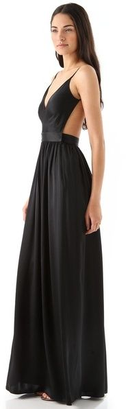 Contrarian ONE by Babs Bibb Maxi Dress | #Chic Only #Glamour Always