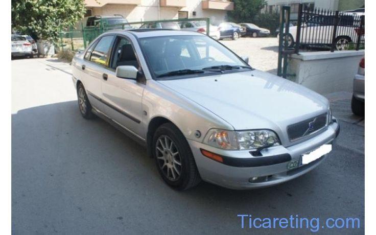 2002 VOLVO S 40 2.0 T