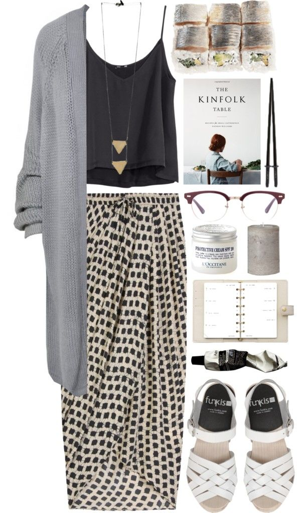 Cute outfit w/ beige, red, pink, rusty orange hijab