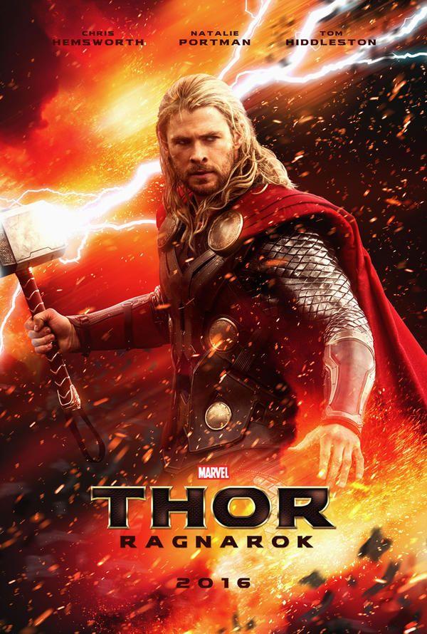 Thor Ragnarok Movie Poster By Bpenaud Thor Ragnarok Full Movie Thor Ragnarok Movie Thor