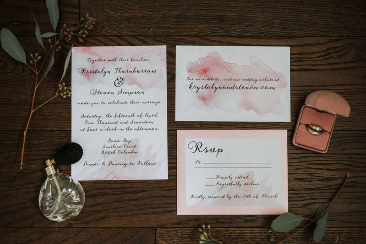 Fox & Fancy • From the Desk of Fox & Fancy | wedding invitation suite as seen on the Rocky Mountain Bride #invitations #rustic #romantic