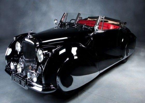 ❦ 1947 Bentley Mark VI Cabriolet