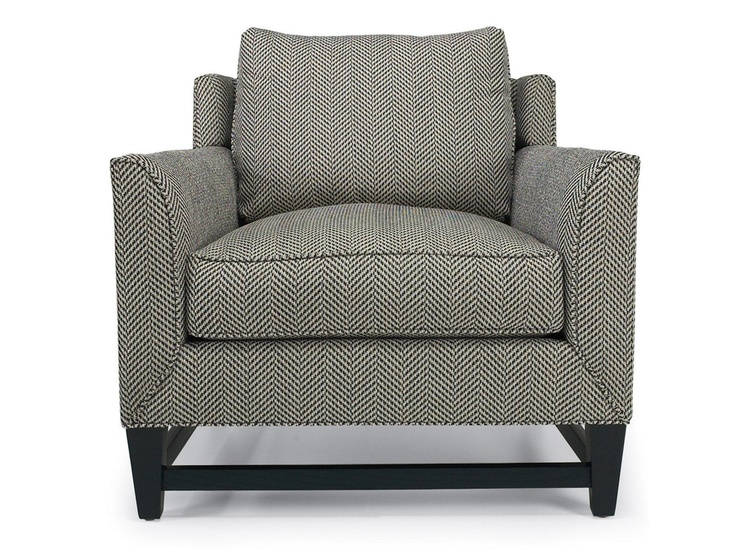 Vanguard Living Room Chair W145 CH   Vanguard Furniture   Conover, NC