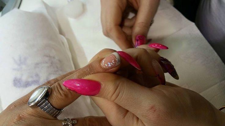 nail art allo stand Ibd