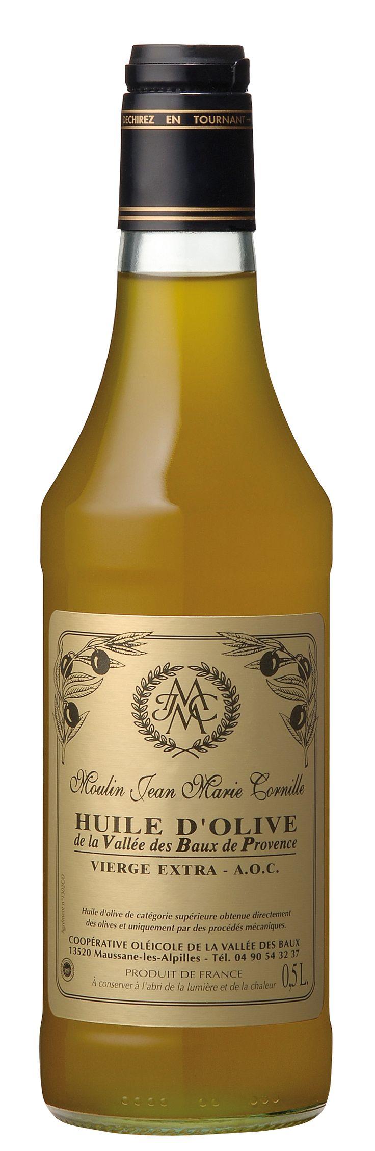 Moulin Jean-Marie Cornille olive oil