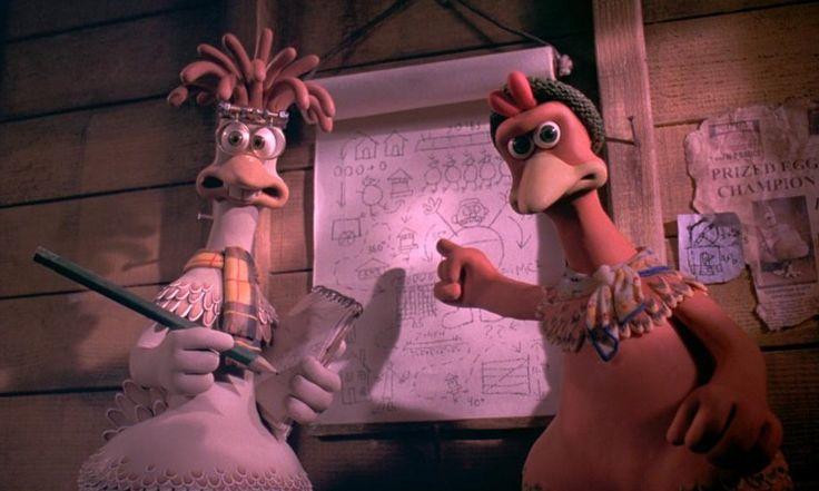 Chicken Run Quotes: 17 Best Images About DREAMWORKS' CHICKEN RUN On Pinterest