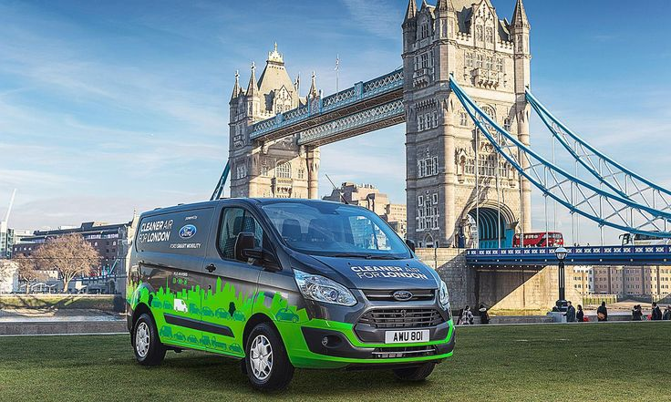 Ford, London partner to test plug-in hybrid commercial vans - http://blog.clairepeetz.com/ford-london-partner-to-test-plug-in-hybrid-commercial-vans/