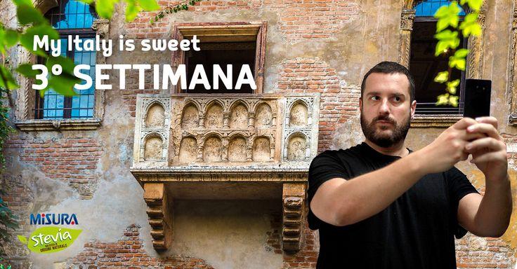 Dove è stata scattata questa sweet cartolina? Iscrivetevi al concorso e rispondete alla domanda per avere 1 possibilità in più di vincere i premi di My Italy is sweet! http://www.misurastevia.it/page/my-italy-is-sweet  #italy #travel #romance