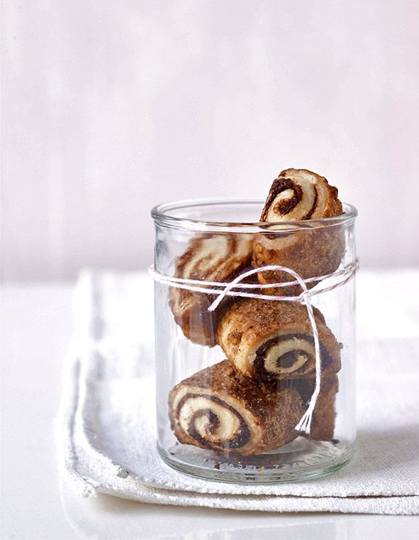 """Cream Cheese Rugelach Recipe   """"Transcendent"""" is how the author describes these rugelach. We'd like to add """"flaky,"""" """"tender,"""" and """"perfect"""" to the list of apt adjectives."""