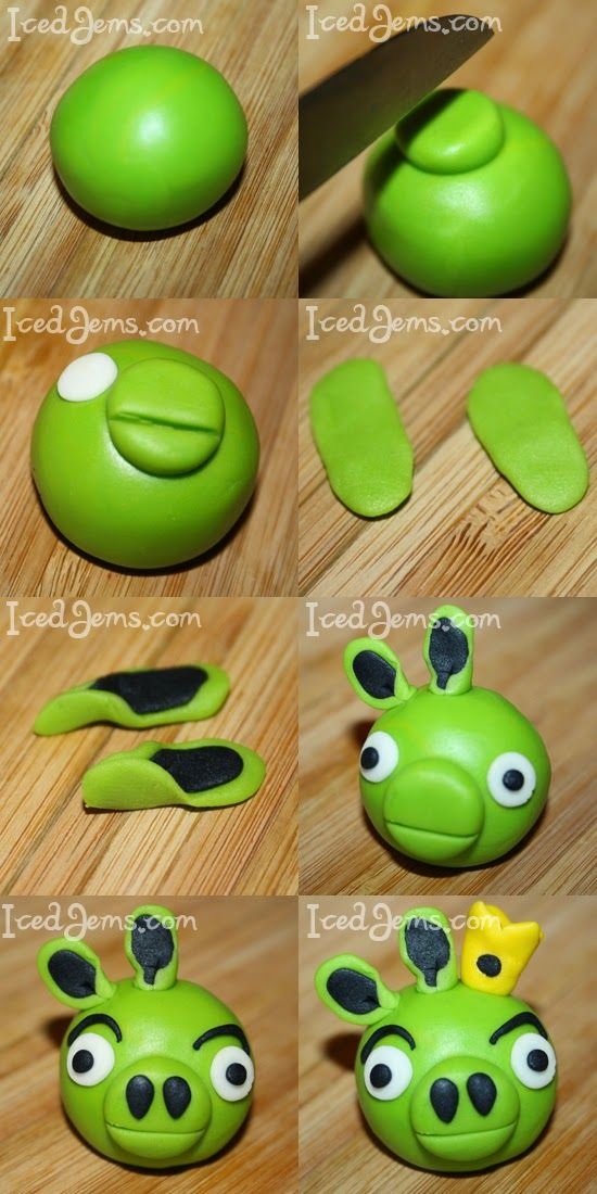 Tutorial Angry Birds Biscuit