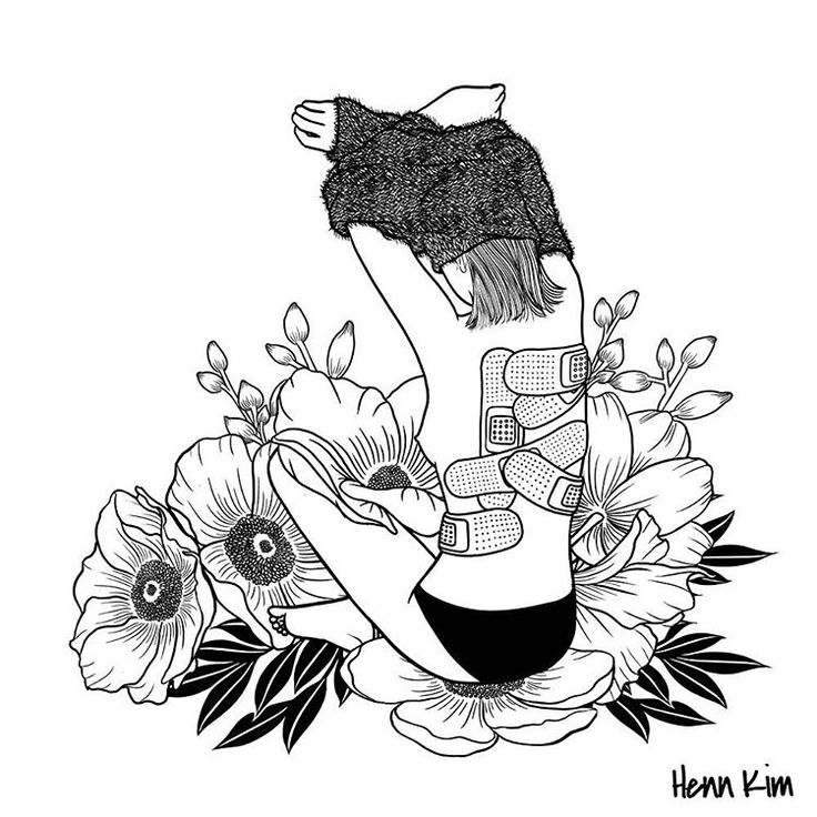 | I'm not mad, I'm hurt | by Henn Kim