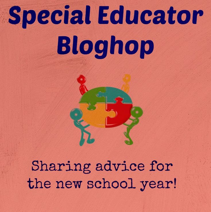 Breezy Special Ed: Advice from Special Education Teachers and Blog Hop