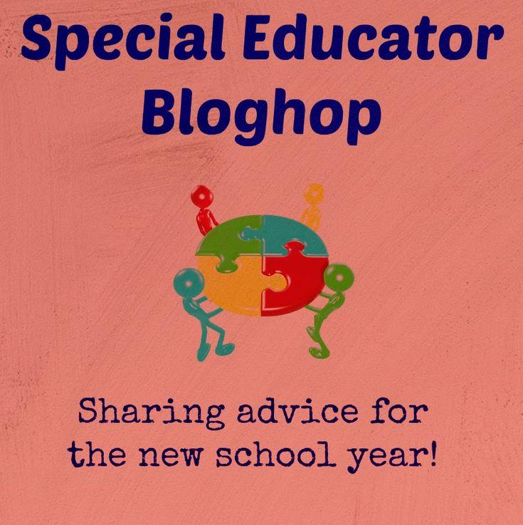 Tales of a Carolina Girl: Special Educator Bloghop