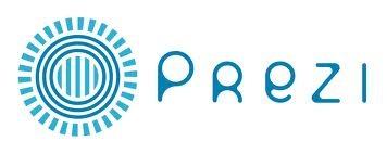 Prezi - Prezi is een presentatietool, zoals Powerpoint, maar dan net even anders. In plaats van slides, gebruik je in Prezi één groot canvas om al je teksten, afbeeldingen en video's op te plaatsen. Tijdens het presenteren zoom en draai je over dat canvas heen om je informatie te tonen; onderscheidend en dynamisch presenteren!