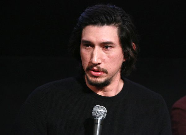 Adam Driver Photos Photos - Actor Adam Driver at the American Cinematheque conversation with Director Martin Scorsese and Producer Irwin Winkler at the Egyptian Theatre on December 3, 2016 in Hollywood, California. - American Cinematheque Tribute to Martin Scorsese and Irwin Winkler