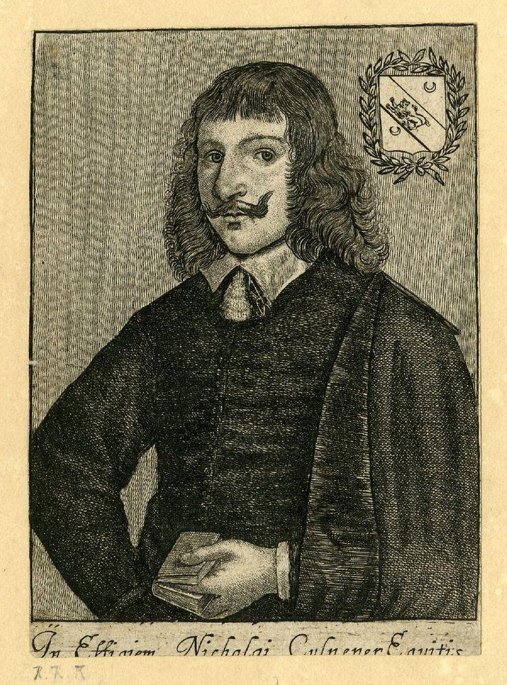 Nicholas Culpepper