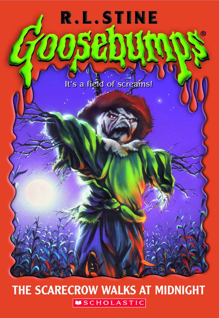 goosebumps monster blood book report Goosebumps- monster blood - reviewed by ds (age 9) member(s) of the spaghetti book club.