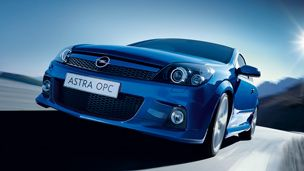 Opel - 2005 - The Opel Astra OPC, 2005.