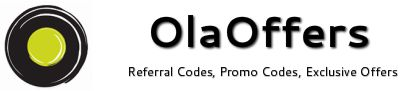 """Sign up with ola cab referral code  """"15MADD"""" on OLA cabs mobile app and get 2000 as ola money you will also enjoy many other benefits like we provide working promocodes for ola cabs also"""