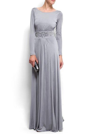 Crystal embellished gownMei Schön, Crystals Embellishments, Beautiful Dresses, Embellishments Gowns