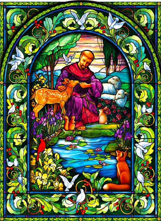 """""""If you have men who would exclude any of God's creatures of the shelter of compassion and pity, you will have men who will deal likewise with their fellow men."""" - St. Francis of Assissi"""