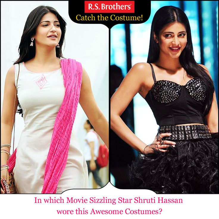 Guess the Movie name!? In which Movie SouthIndian Actress #ShrutiHassan wore these Beautiful & Stylish #Outfits ? Share your answer if you can guess it in comments. (Image copyrights belong to their respective owners)