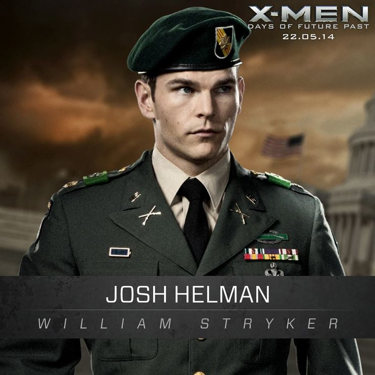 The Josh Helman Thread - THE YOUNGEST WILLIAM STRYKER YET! - The SuperHeroHype Forums