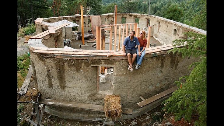 Do Yourself Earth Sheltered Homes : Ideas about earth bag homes on pinterest