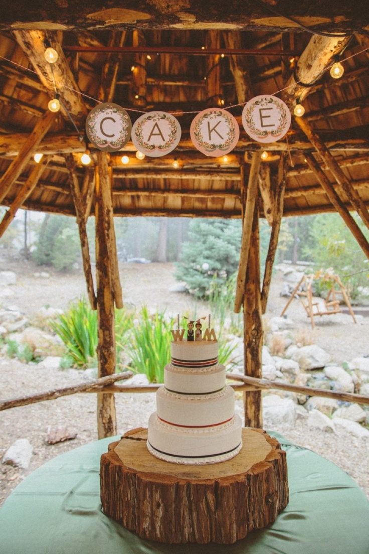 Tree stump ideas for wedding - Find This Pin And More On Tree Stump Branch Ideas