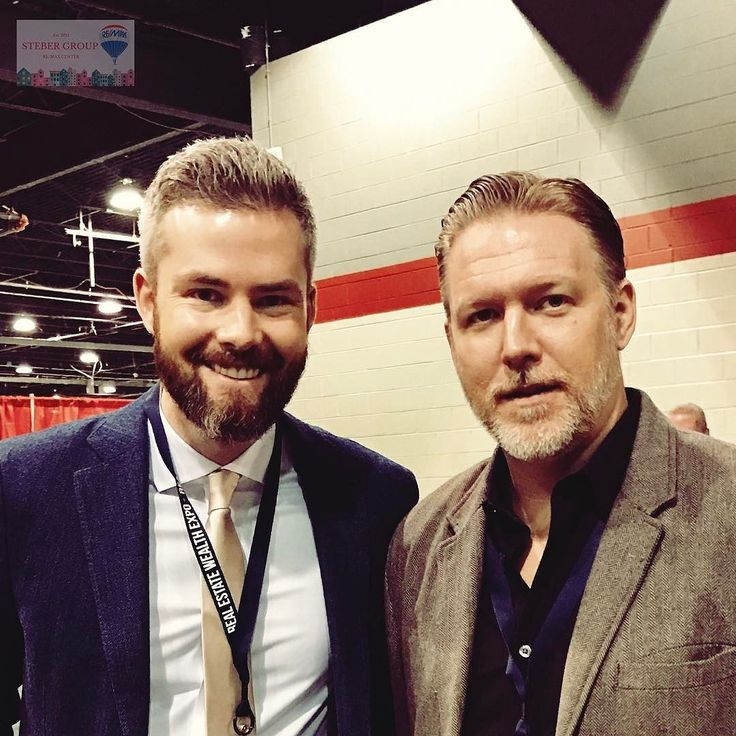 Still a little surprised by how excited Ryan Serhant was to meet me. Super nice guy and great broker.
