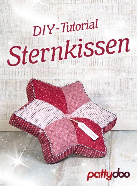 49 best diy sewing cushions kissen n hen images on pinterest. Black Bedroom Furniture Sets. Home Design Ideas