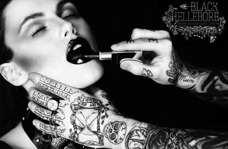 Inspiration: Les Tatouages Rock les plus styl�s