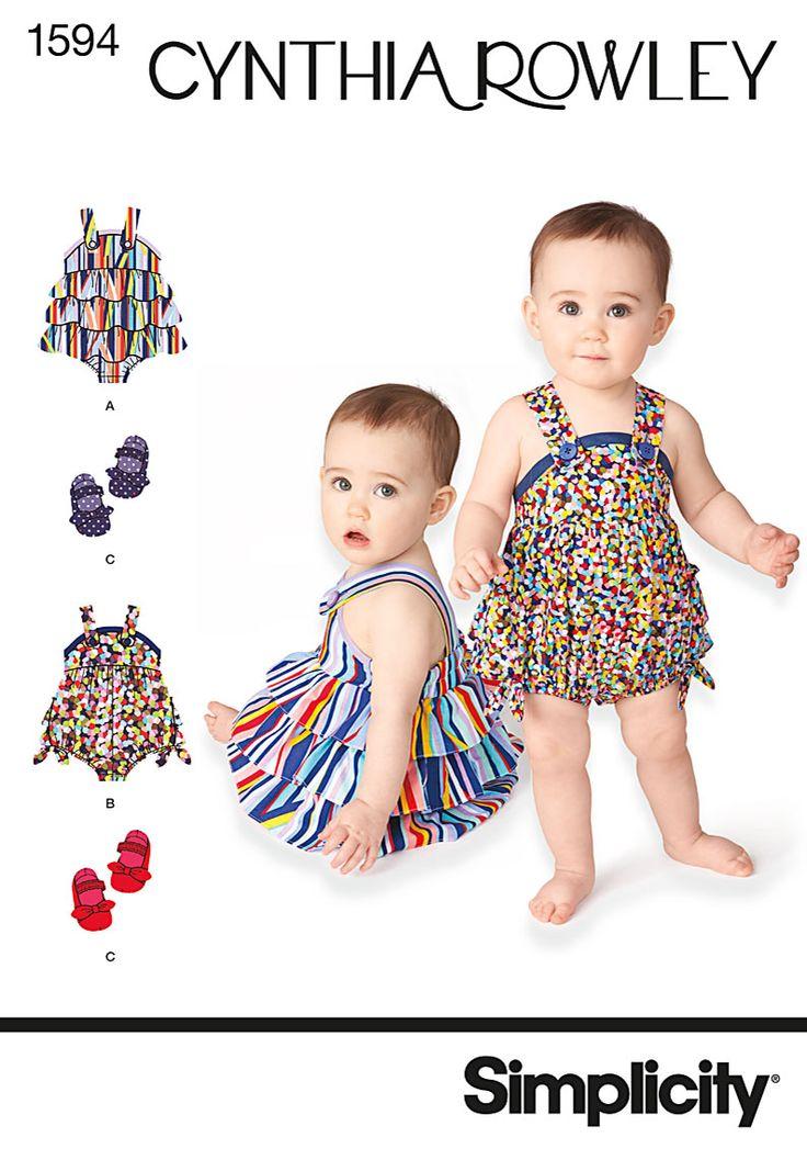 Simplicity Creative Group - Babies' Sportswear Cynthia Rowley Collection