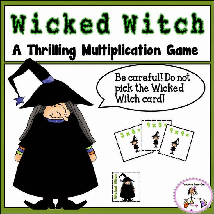 Free Multiplication Game- A thrilling game while learning multiplication facts.