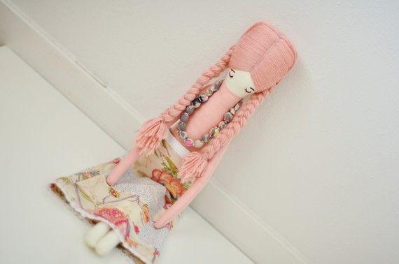 Anouk large limited edition nooshka doll by nooshka on Etsy