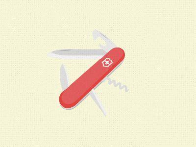 Swiss Knife by Patricia Martinez