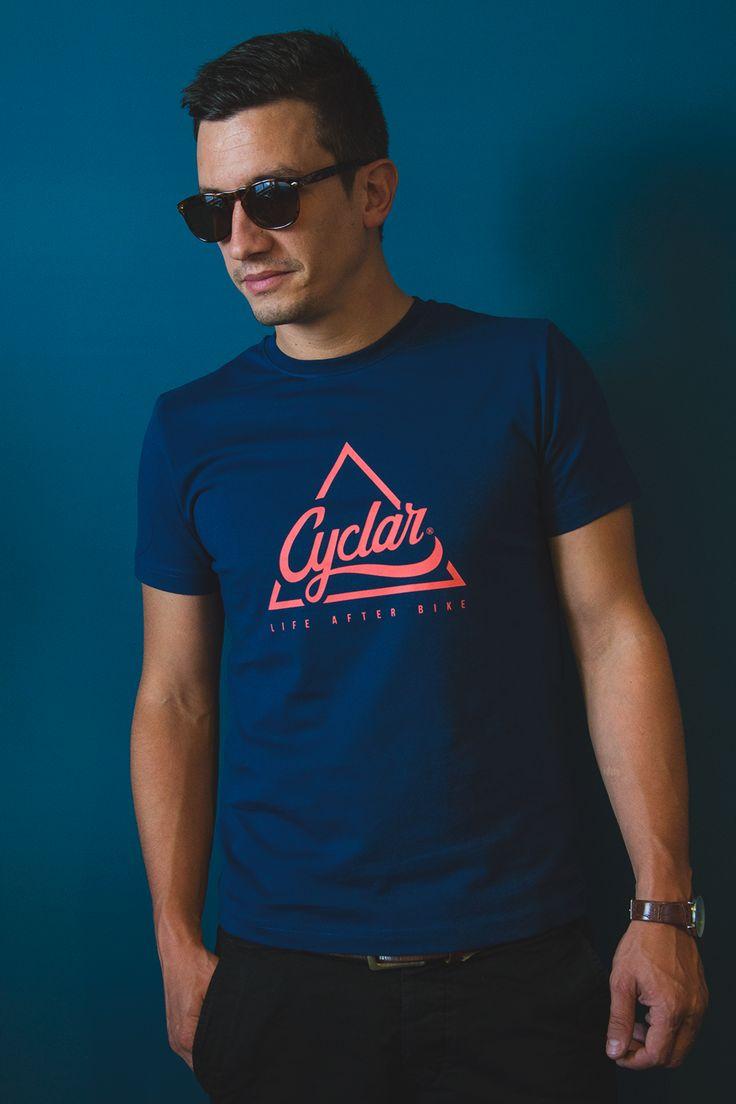 T-shirt Cyclar Classic - Cyclar